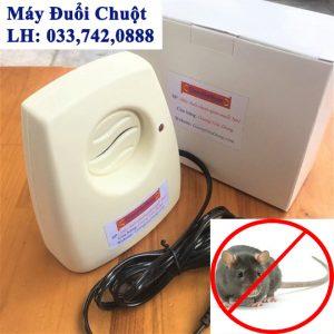 máy đuổi chuột bằng sóng siêu âm
