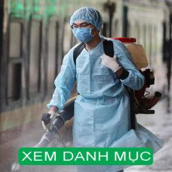 Dung dịch khử khuẩn